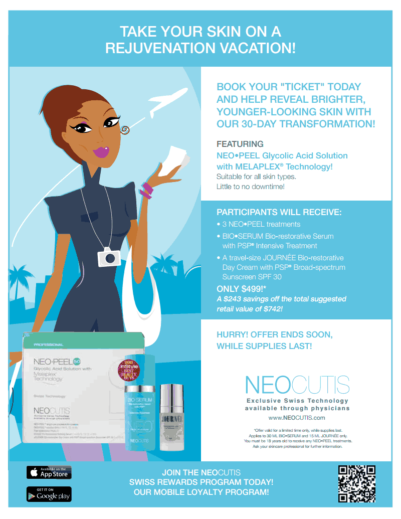 Our AMAZING Neo-Peel Package!